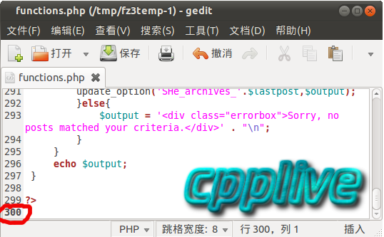 feed-error-php